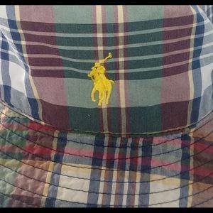Polo by Ralph Lauren Reversible Bucket Hat